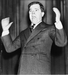 "Called, ""The Kingfish,"" Huey Long was a very controversial figure in Louisiana, even during his own lifetime. Sure he was a populist who called to ""Share our Wealth"" and make ""Every Man a King."" But his dictatorial means and motives violated American norms."