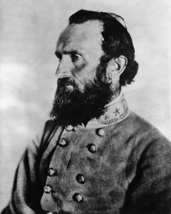 "Though Stonewall Jackson was kind of eccentric, he was nevertheless among the most formidable Confederate generals during the American Civil War. Shortly before his death due to friendly fire, Robert E. Lee once said of him, ""You are better off than I am, for while you have lost your left, I have lost my right arm."""
