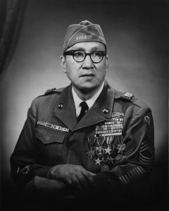 A combat veteran in 2 wars, Woodrow W. Keeble managed to single-handedly destroy 3 enemy machine gun bunkers and kill an additional 7 in nearby trenches during the Korean War. However, it would take a long campaign by his family an congressional delegations to award him with the Medal of Honor he so richly deserved. Perhaps being an Indian had something to do with it.