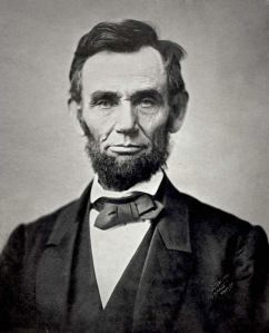 """Four score and seven years ago our fathers brought forth on this continent, a new nation, conceived in Liberty, and dedicated to the proposition that all men are created equal. Now we are engaged in a great civil war, testing whether that nation or any nation so conceived and so dedicated, can long endure. We are met on a great battle-field of that war. We have come to dedicate a portion of that field, as a final resting place for those who here gave their lives that that nation might live. It is altogether fitting and proper that we should do this. But, in a larger sense, we can not dedicate, we can not consecrate, we can not hallow, this ground. The brave men, living and dead, who struggled here, have consecrated it, far above our poor power to add or detract. The world will little note, nor long remember what we say here, but it can never forget what they did here. It is for us the living, rather, to be dedicated here to the unfinished work which they who fought here have thus far so nobly advanced. It is rather for us to be here dedicated to the great task remaining before us — that from these honored dead we take increased devotion to that cause for which they gave the last full measure of devotion — that we here highly resolve that these dead shall not have died in vain — that this nation, under God, shall have a new birth of freedom — and that government of the people, by the people, for the people, shall not perish from the earth."" - Gettysburg Address"