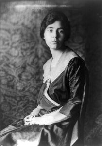 Alice Paul had a Ph.D from the University of Pennsylvania as well as spent time in the militant British WSPU. She'd apply what she learned to the women's suffrage movement in the US and got to see the results in 1920.