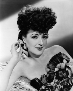Okay, maybe calling Gypsy Rose Lee a stripper is like calling Frank Sinatra a saloon singer, but her striptease routine made her one of the most theatrical entertainers of her time. Today, she's better known for the musical about her legendary stage mother from hell.