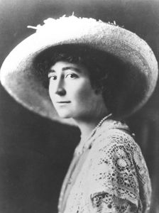 Though Jeannette Rankin could vote for herself when she ran for Congress in 1916, she couldn't vote for president. She'd go to serve for 2 non-consecutive terms, mostly because she was a pacifist and a US entered a world war during both of them.