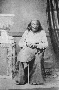 Chief Seattle was a prominent figure among his people who pursued a path of accommodation to white settlers. However, we're not really sure what he said in that highly publicized speech.