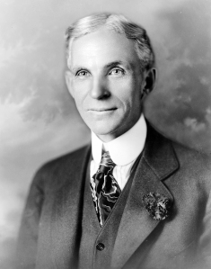 Henry Ford's Model T was the first economy car on the road and in many ways transformed America and the world. However, he was also an Anti-Semite who kind of got too cozy with Hitler, hated unions, and repeatedly clashed with his son Edsel. But unlike Walton, at least he believed in paying his workers a decent wage.