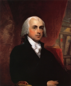 "Though only standing at 5'4"" weighing around 100 pounds as well as being exceedingly shy and wearing black all the time, James Madison played such a pivotal role in drafting and promoting the U.S. Constitution that he's often credited as its primary author. As president, he also led the US through a major war without suspending civil liberties, attacking minorities, or expanding presidential powers. Considering how other wartime presidents handled conflicts, this is very impressive."