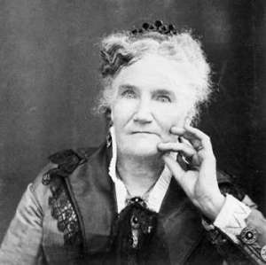 Though she only served a term of 9 months in Wyoming's South Pass City, Esther Hobart Morris achieved distinction as the first American woman to be appointed justice of the peace. She would later have a role in the women's suffrage movement.
