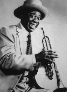 "Sometimes nicknamed ""Satchmo"" or ""Pops,"" Louis Armstrong is one of the most influential and recognizable figures in jazz. However, sometimes his irrepressible personality was so strong that it overshadowed his contribution as a musician and a singer."