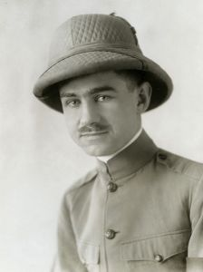 While he had a long career in broadcasting, Lowell Thomas is best known as the man who made Lawrence of Arabia famous as well as filmed a travelogue depicting him that was a huge success.