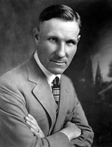 When he was only 19, James E. Casey founded what would soon become UPS. By the time of his death, he was worth $100 million.
