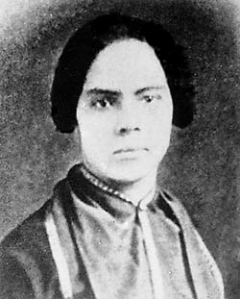 With her Provincial Freeman, Mary Ann Shadd Cary became the first black woman in North America to own a newspaper and was a prominent abolitionist in the 1850s. Also worked to recruit black volunteers for the Union during the American Civil War.