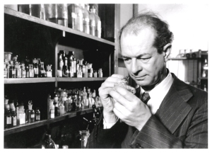 Linus Pauling is the only man in world to have ever won two unshared Nobel Prizes. The first was in Chemistry for his research in chemical bonding. His second was in Peace for his activism against weapons of mass destruction. His only regret was that his wife Ava wasn't awarded the Nobel Peace Prize with him since she was deeply involved in peace work.
