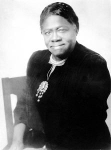 Rising from poverty by getting an education, Mary McLeod Bethune would go on to found a school that would become Bethune-Cookman University. As president of her school, she maintained high standards as well as attracted tourists and donors by demonstrating what educated African Americans could do.