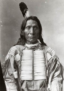 While not as well known as some of his Indian contemporaries, Ogala Lakota Chief Red Cloud was one of the most formidable Native American opponents the US Army has ever faced. Because of him, the Fetterman Fight in Red Cloud's War was said to be US Army's worst defeat on the Great Plains before Little Bighorn, of course.