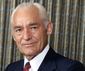 To some, Wal Mart founder Sam Walton is a hero to American capitalism and consumerism. But to me, he's a founder of a consumer in our society that has led to the mass exploitation, materialism, and superficiality. Seriously, when Wal Mart decided to be open on Thanksgiving I was pissed.