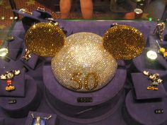 I don't know about you but $1500 is an awful lot of money for a Disney Mickey cap. Just sayin.'