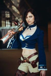 I'm sure this was inspired by Wild Wild West or any other steampunk western. How could I guess?