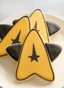After all, they're made from stars and decorated with icing. Kind of clever if you think of it.