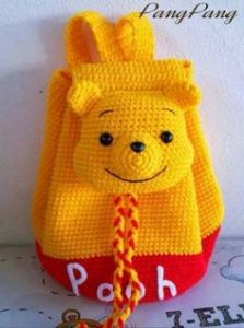 After all, who can't resist this? It's so adorable for all ages. And in Pooh's colors, too.