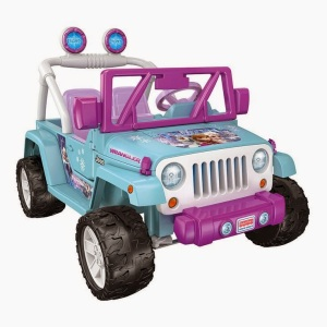Yes, this toy mainly catered to boys is now outfitted with girly colors like its Barbie predecessor. Not sure why they thought it was a good idea.
