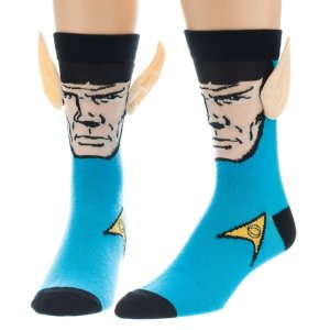 However, you'd have to be out of your Vulcan mind to wear them in public. Still, I find these highly illogical to tell you the truth.