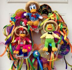 """We're three caballeros,/Three gay caballeros,/We sing like we are birds of a feather...."" Man, wonder who could remember this song."