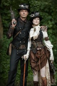 And these two are as badass as they are stunning. Like their hats.
