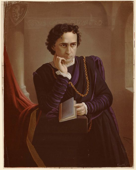 Edwin_Booth_as_Hamlet_lithograph