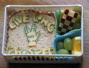After all, it says so on the sandwich with cheese. Still, it's quite creative.