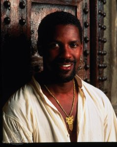 """If we can do this, then Cupid is no longer an archer; his glory shall be ours, for we are the only love-gods."" - Act II, Scene 1. Still, you have to wonder why he doesn't find a girl for himself. And why he is played by Denzel Washington."
