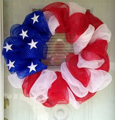For a craft post, I just had to include this. This is especially since it has the American flag pattern on it.
