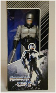 Robert Cop 2? You mean Robo Cop. Yeah, I know you get silly names like these.