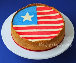 Sure it only has one star. But come on, the star design is very hard to convert on a flag cake like this.