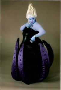 I know some said that Ariel should've known better than to sign a contract with Ursula. However, Ursula clearly didn't hold her end of the bargain and did everything she could so Ariel wouldn't succeed with Eric. Oh, and she used Ariel's voice to hypnotize Eric, too.