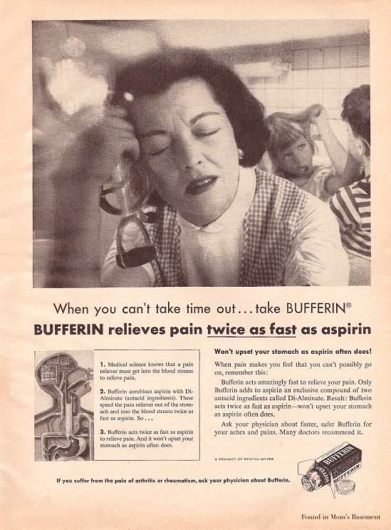 Talk To Your Doctor About These Vintage Pharmaceutical Ads