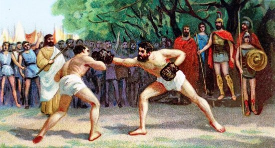 Ancient boxing