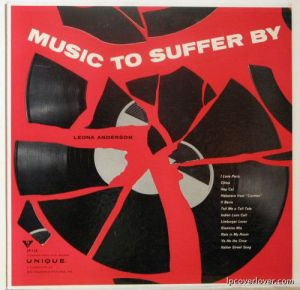 You know if it's music to suffer by, chances are that you don't want to listen to it. Also, the broken record speaks for itself.
