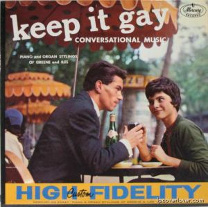 Even more funny is that this features a straight couple as far as we know. Yeah, they're totally not keeping it gay in the modern context.