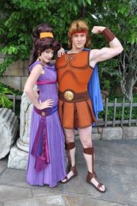 However, in the original myth, Hercules and Megara don't live happily ever after. In fact, quite the opposite.