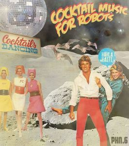 Let me guess, is this a disco album? Thought so. Still, they seem to do quite fine in a place known to have no atmosphere whatsoever.