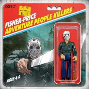 "Like how it says on the bottom ""Ages 4-9."" Like kids would want to play with a slasher horror movie villain."