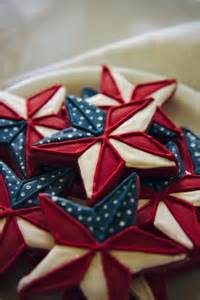 Sure these star flag cookies are professionally made. But I like them just the same because of the lovely design.