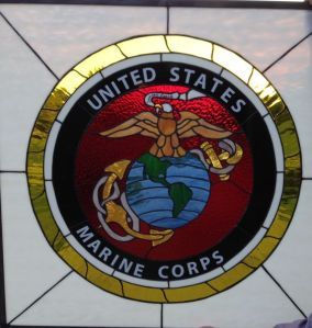 Yes, this is one for the US Marine Corps. Not sure if there are ones for the other military branches. Probably.