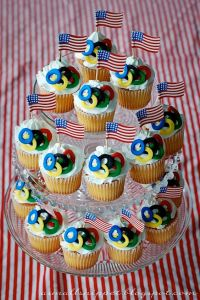 Then again, a lot of these treats are probably American made, anyway. These cupcakes especially.
