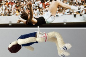 Dick Fosbury was a high jumper who came up with the Fosbury Flop in the 1970s. It was said to bring a shock to the major high jumpers everywhere at the time.