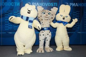 Looks like the Russians have managed to make a trio of normally cute and cuddly snow animals into creatures that will haunt your dreams. And no, I don't want a hug from the polar bear who's easily the creepiest of the 3. Seriously, keep him away!