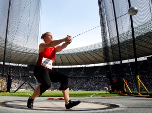 Germany Athletics ISTAF