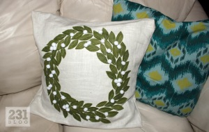 Okay, that might be a joke. But olive wreaths were given to Olympic victors in ancient Greece. So it's an Olympic symbol.