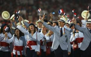 Well, those uniforms look very, uh, French. Also, are those women wearing kimono ties on their waists? That ain't right.