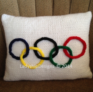 This one was most likely made for the Sochi Olympics. But it can be used for either summer or winter.